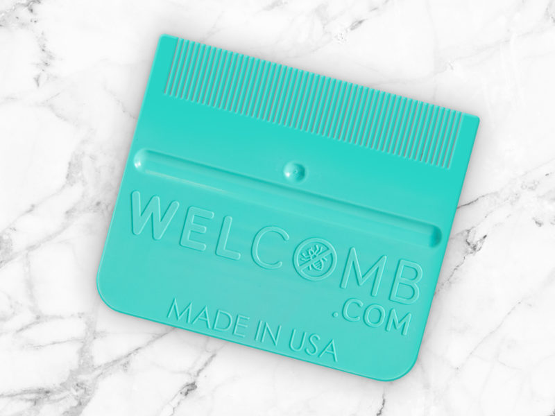 Spreading the Love for WelComb®: Blogger Round-Up #3